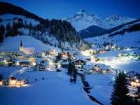 Österrikiska Alperna