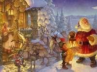 Poză de Crăciun.