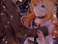 Satsuriku no tenshi - Rachel Gardner και Zack Foster Love