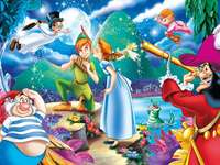 Peter Pan Disney, Fairy Tale Puzzle