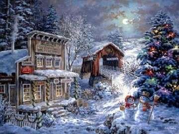Paesaggio festivo - Paesaggio festivo
