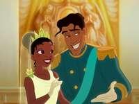 πριγκίπισσα και βάτραχος