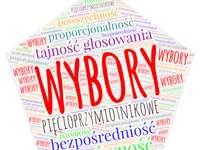 Wahlen in Polen - Die Rätsel zeigen ein Fünf-Wege-Wahlgesetz in Polen