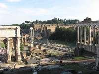 Olaszország, Róma -  Római Fórum