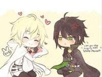 Mika und Yuu
