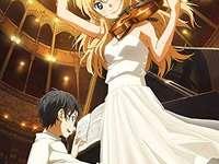 Kousei und Kaori