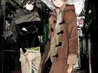 Nr. 6 Nezumi und Shion