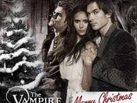 tvd se căsătorește de Crăciun - vampir jurnale Crăciun