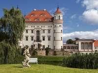Paleis in Wojanów - Building. Paleis in Wojanów.