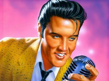 Elvis Presley - Elvis Aaron Presley to amerykański piosenkarz i aktor. Jedna z ważniejszych ikon popkultury XX wie
