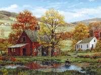 Jesień w USA.