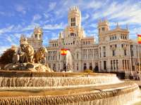 Spanyolországban. Madrid. - Európában. Spanyolországban. Madrid.