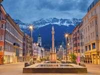 Ausztria - Innsbruck.