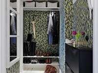 Un coridor interesant - O idee pentru amenajarea unui coridor într-un apartament