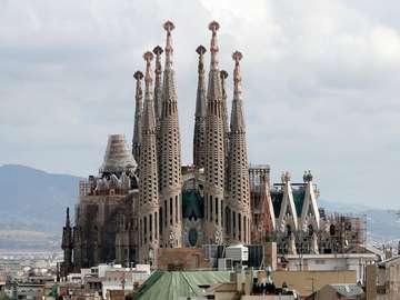 Sagrada Familia - Barcelona -SagradaFamilia