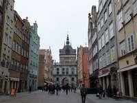 Ulice v Gdaňsku
