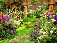 Szép kert.