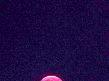 zaćmienie księżyca - czarodziejski, niepowtarzalny księżyc