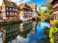 Strasbourg. - Little France-Strasbourg.