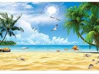 Pobřeží moře - Pro děti. Pobřeží moře.