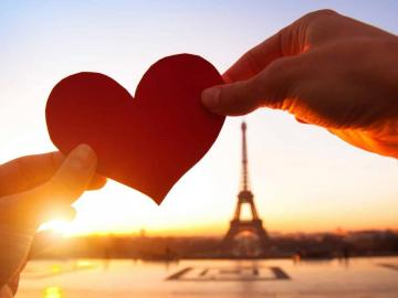 Heart and Paris - Heart and Paris, beautiful, colorful puzzles