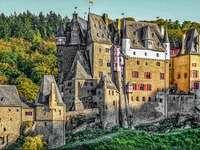Eltz Castle, Wierschem, Γερμανία