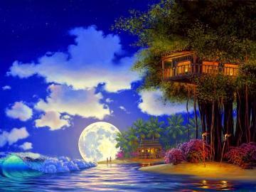 Romantic picture. - Romantic picture ..