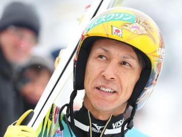 noriaki kasai - noriaki skoczek reprezentanci Japonii