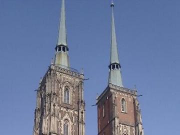 Wroclaw. - Wroclaw Cathedral