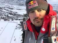 Άνταμ Μάλιζ - πρώην άλτης σκι