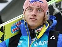 Dawid Kubacki - Saltador de esqui cubano
