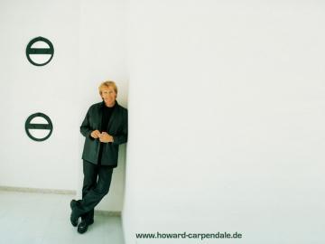 Howard Carpendale - The popular singer Howard Carpendale
