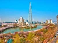 Σεούλ, η πρωτεύουσα της Κορέας - Σεούλ Νότια Κορέα