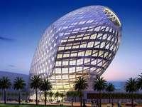 Architektonisches Ei.
