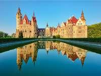 Kastély Mosznában