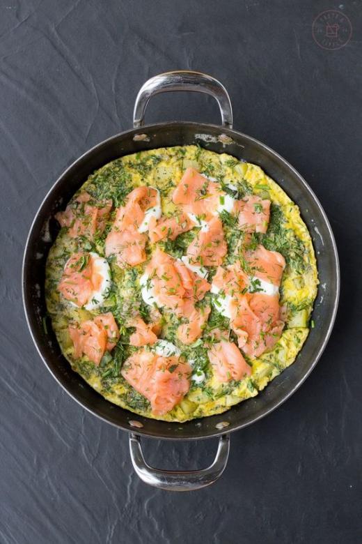 Frittatt vacsorára - Frittata vacsorára (4×11)