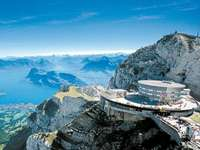 Monte Pilatus. - Svizzera. Monte Pilatus.