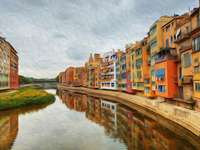 Girona, μια πόλη στην Καταλονία
