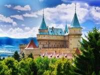 Замъкът Божнице