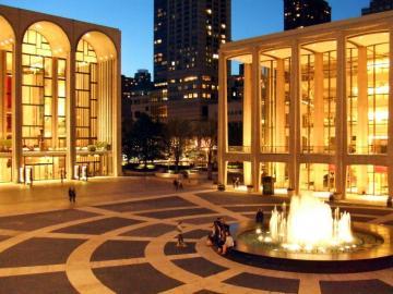 Lincoln Center - Nueva York - Lincoln Center