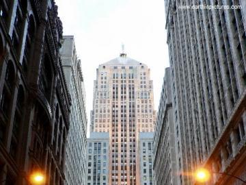 Chicago City - Trade Board Building