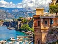 Itálie. Naples.