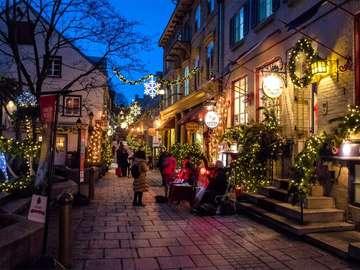 Canadá - Quebec - Navidad quebec
