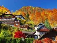 Hallstatt ősszel