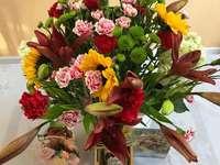 Virágok a születésnapjára.