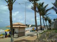 Deptak nadmorski, Natal - Natal, Rio Grande do Norte, Brazylia