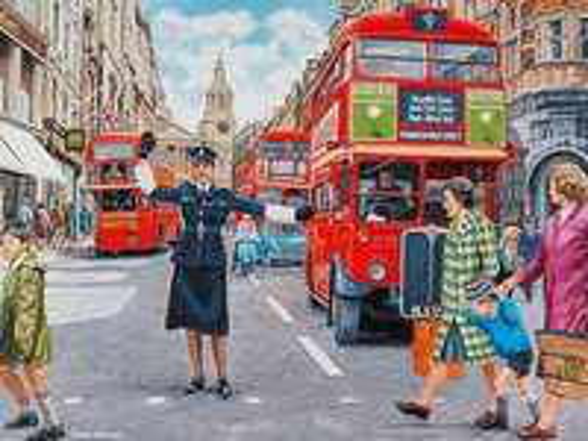 Londýnská ulice.