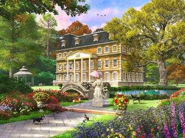 Residence. - Landscape. Residence.