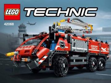 Straż pożarna - Straż pożarna Lego