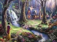 Titokzatos erdő